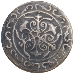 Antique Mold - Victorian Crest