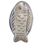Antique Mold - Pisces Petroglyph