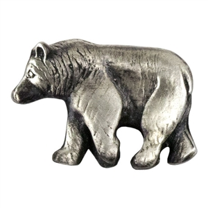 Antique Mold - Lumbering Bear
