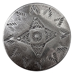 Antique Mold - Indian Shield