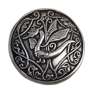 Antique Mold - Celtic Dragon
