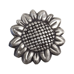 Antique Mold - Blooming Sunflower