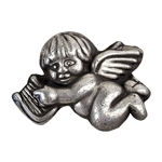 Antique Mold - Chubby Cherub