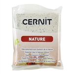 Cernit Nature Polymer Clay - Savanna 2oz (56g) block