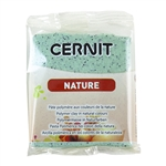 Cernit Nature Polymer Clay - Basalt 2oz (56g) block
