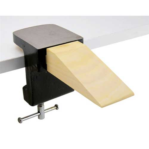 Bench Pin With Anvil For Jewelry Artists Cool Tools