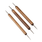 Ball Burnishers - Double Ended - Set of 3
