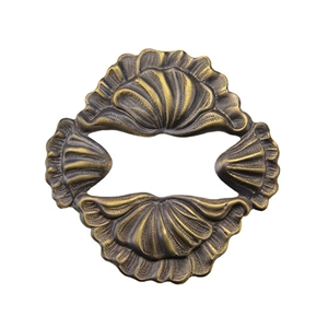Brass Stamping - Folded Petals Setting Pkg - 2