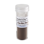 Hadar's Clay Metal Clay - One-Fire Flex - Dark Champagne Bronze 50 gram