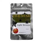 Five Star Light Bronze Clay - 100 gram - 3+ Pkgs
