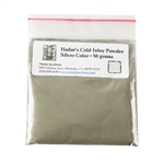 Hadar's Clay - Cold Inlay Powder - Silver Color 50 gram