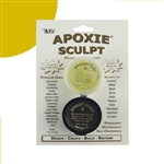 Apoxie® Sculpt Two-part Modeling Compound - Yellow