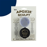 Apoxie® Sculpt Two-part Modeling Compound - Blue