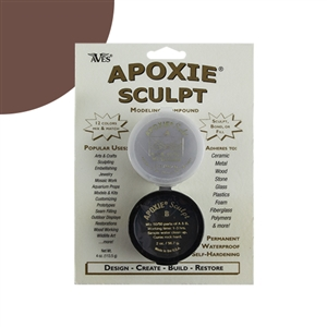 Apoxie® Sculpt Two-part Modeling Compound - Bronze