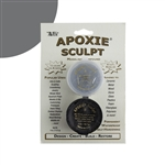 Apoxie® Sculpt Two-part Modeling Compound - Silver-Grey