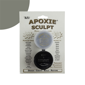 Apoxie® Sculpt Two-part Modeling Compound - Natural
