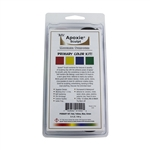 Apoxie® Sculpt Two-part Modeling Compound Color Kit - Primary