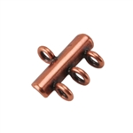 Copper Plate Connector - 3-Strand Pkg - 2