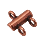 Copper Plate Connector - 2-Strand Pkg - 2