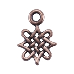 Copper Plate Drop - Celtic Pkg - 3