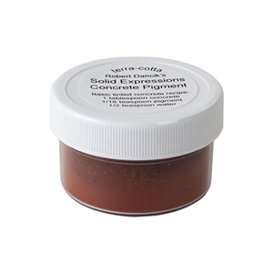 Create Recklessly - Concrete Pigment Terracotta  - .5oz