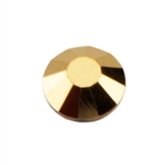 Crystal Aurum: Round Flat Back 6.6mm