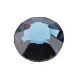 Crystal Montana: Round Flat Back 7.4mm