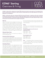 EZ960™ Sterling Overview & Firing Guide