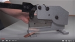 Product Video - Using a Bench Shear