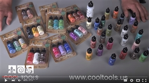 Product Video - Using Vintaj Patina & Glaze