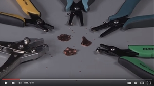 Product Video - Hole Punching Pliers