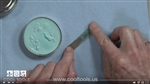 Product Video - Working with Gilders Paste - Finger Application