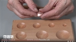Product Video - Wood Dapping Blocks to Shape Metal & Metal Clay