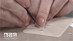 Project Video -  Setting Small Gemstones in Metal Clay