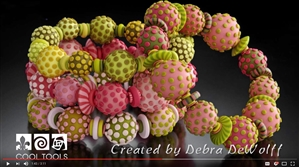 Product Video - Overview of Polymer Clay with Debra DeWolff - 1 in a Series of 4