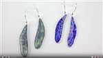 Project Video - Dragonfly Earrings Two Ways by Lisel Crowley