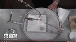 Product Video - Soldering a Jump Ring & Silver Chain to an End Cap by Terri McCarthy