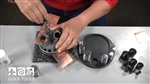 Product Video - Swanstrom Disc Cutter Demonstration by Jan Harrell