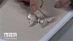 Project Video - Butterfly Pendant Using Scratchfoam by Valerie Bealle