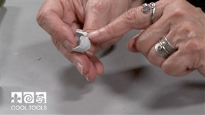 Project Video - Adjustable EZ960® Ring with Nano Gem by Lisel Crowley