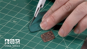 Project Video - Project Video - Leather & Cyprus™ Copper Clay Earrings by Karen Trexler