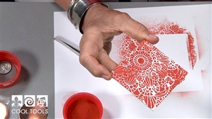 Project/Product Video - Introduction to Enameling with Stencils by Jan Harrell