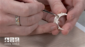 Project / Product Video - Using Accent Gold for Silver™ by Karen Trexler