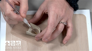 Project Video - EZ960® Hollow Form Ring by Karen Trexler