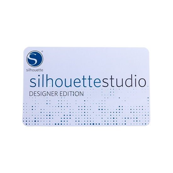 Silhouette Studio Designer Edition Software License Cool Tools