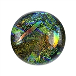 Dichroic Gems - Gold Large - 16mm to 20mm Pkg - 3
