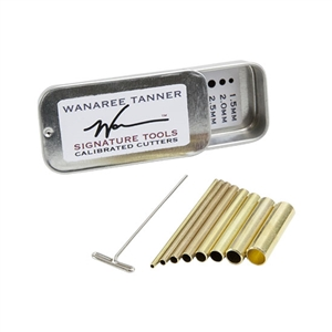 Wanaree Tanner Die Cut Tool Set - Signature Calibrated Cutters
