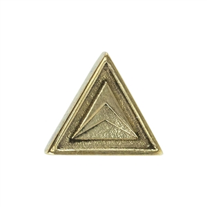 Wanaree Tanner Die Cut Tool Head - Deco Triangle