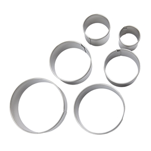 Premo Graduated Shape Cutter Set - Circle