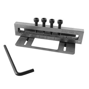 Deluxe Riveting 4-Hole Metal Punch